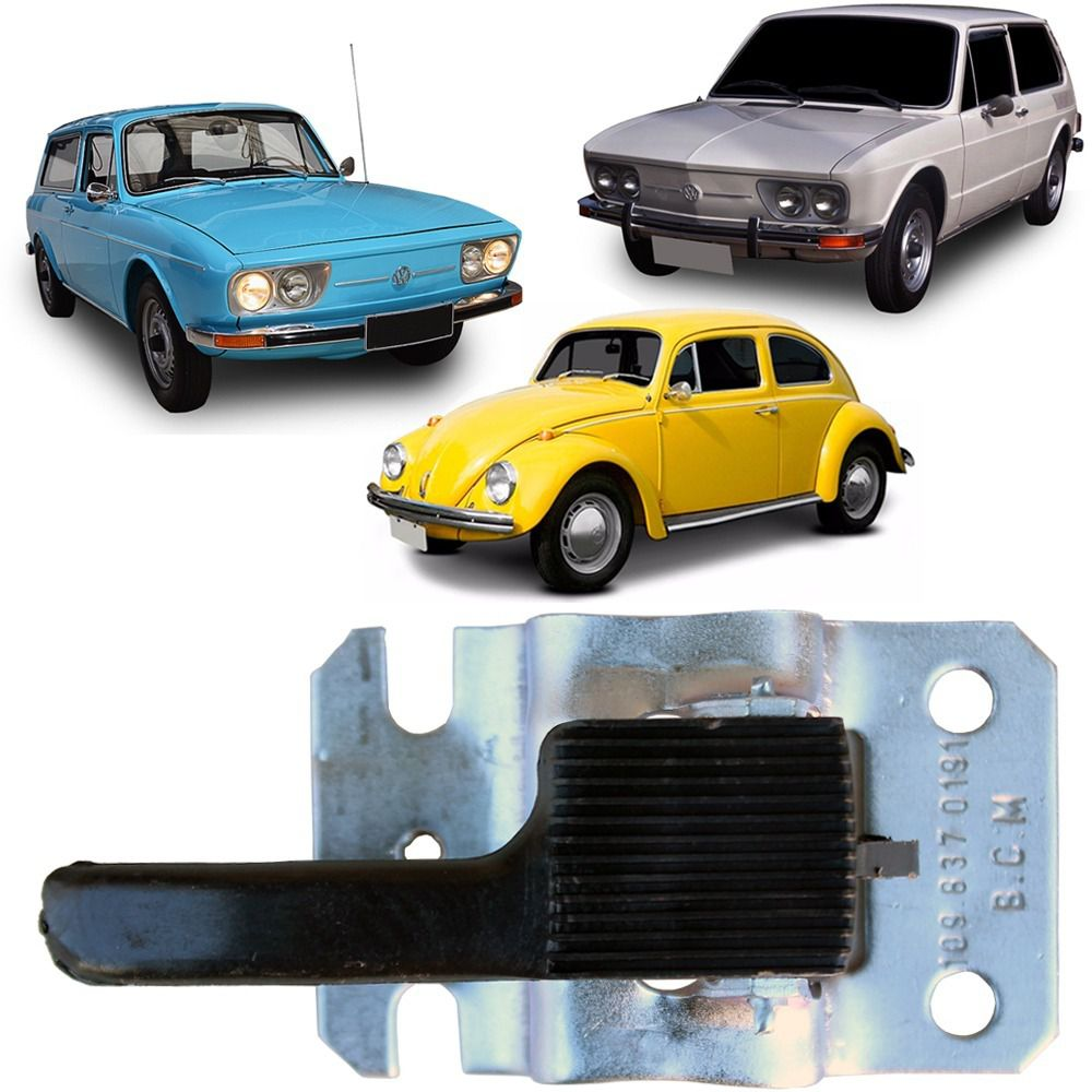 MAÇANETA INTERNA FUSCA 57 A 96 BRASÍLIA 69 A 81 VARIANT 69 A 81 VW