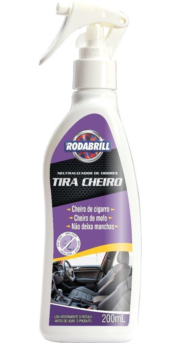 TIRA CHEIRO CIGARRO MOFO E NEUTRALIZA ODORES RODABRILL 200ML