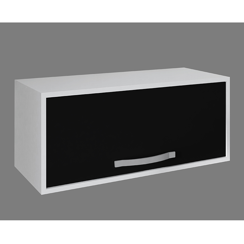 Cozinha Completa 5 peças Inajá 02 Branco Preto