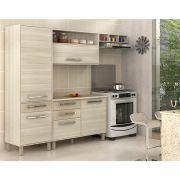 Cozinha Completa Palmeira Maia 03 com Balcão 1,2 metro