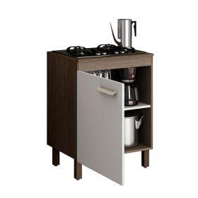Balcão para cooktop 4 bocas Decari 31111