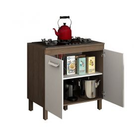 Balcão para cooktop 5 bocas Decari 31210