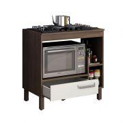 Balcão para cooktop 5 bocas e forno Decari 31201