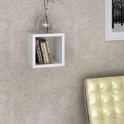 Prateleira Decorativa 30 x 30 cm Lineare 38304 Branco