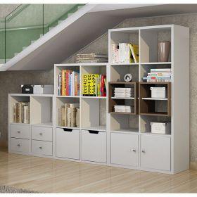 Acessório Porta 38001 para estante Lineare - Branco