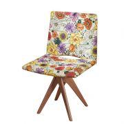 Cadeira Decorativa com base Giratória Modelo A30