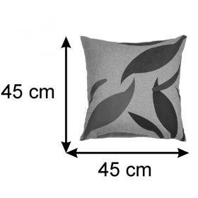 Almofada Decorativa Botânica 45x45 Cm