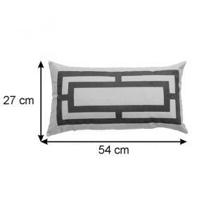 Almofada Rineira Carol 54x26cm