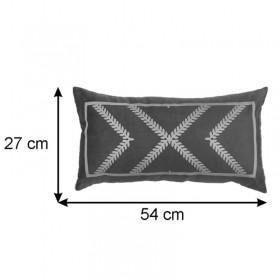 Almofada Rineira Dani 54x26cm