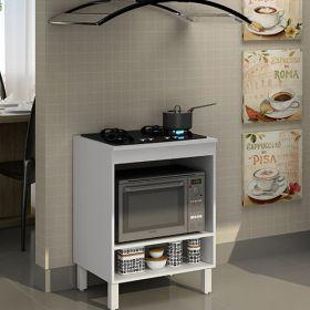 Balcão para cooktop 4 bocas e forno Decari 31105