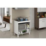 Balcão para cooktop 5 bocas e forno Decari 31205