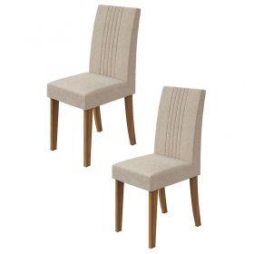 Conjunto 02 Cadeiras Rock Lopas