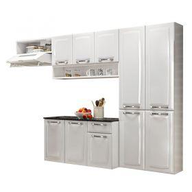 Cozinha Amanda 05 peças Itatiaia Branca