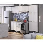 Cozinha Completa Itatiaia Lara Class 05 peças