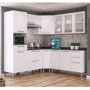 Cozinha de Canto Itatiaia Dandara 07 peças