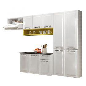 Cozinha Amanda 05 peças Itatiaia Amarela