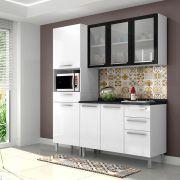 Cozinha Itatiaia Dandara 03 peças 3 Vidros