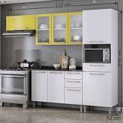Cozinha Itatiaia Dandara 04 peças 3V