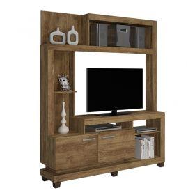 Estante Canindé para TV até 42 polegadas JCM com 02 portas