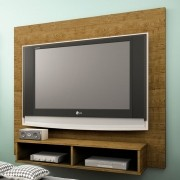 Painel TV Twister  - Imbuia Rústico