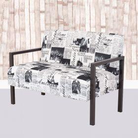 Poltrona Decorativa Pistache 02 Lugares Modelo 759