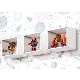 Prateleira Nicho Toy Tcil
