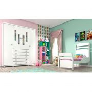 Quarto Infantil Evolution 04 Portas