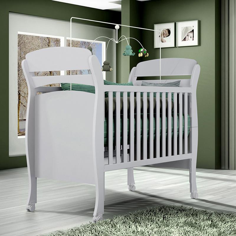 Quarto para bebê Evolution Branco