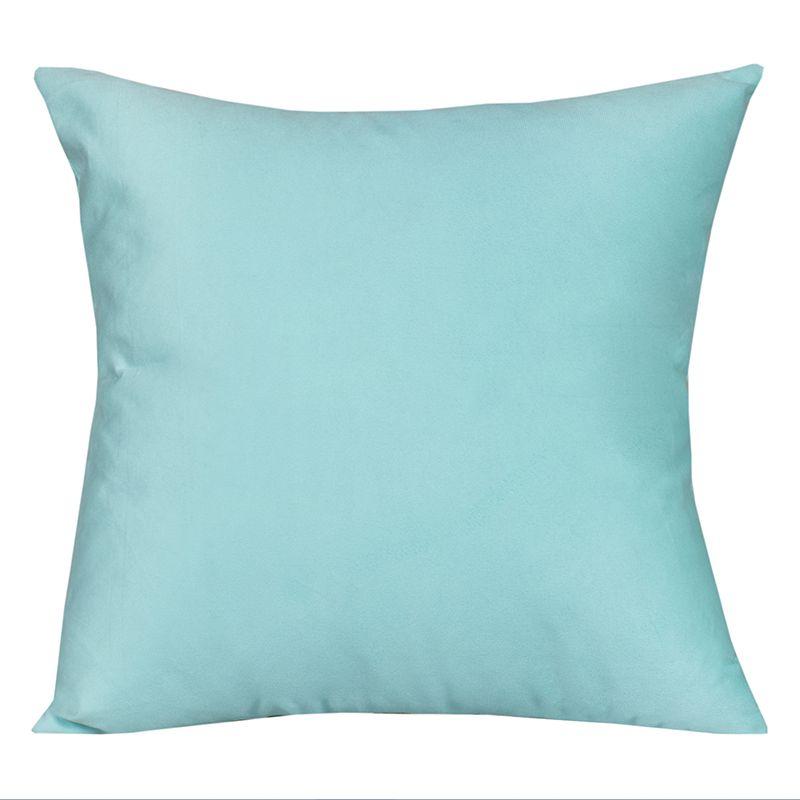 Almofada Decorativa Azul 45 x 45 cm Spazzio