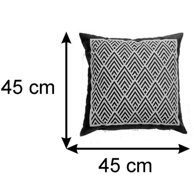 Almofada Decorativa Bruna 45x45 cm