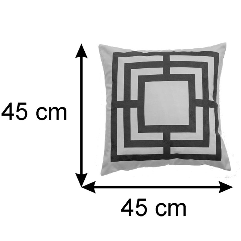 Almofada Decorativa Carol 45x45 cm