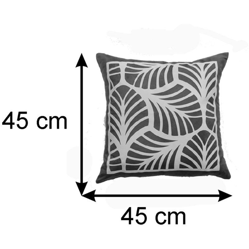 Almofada Decorativa Sara 45x45 cm