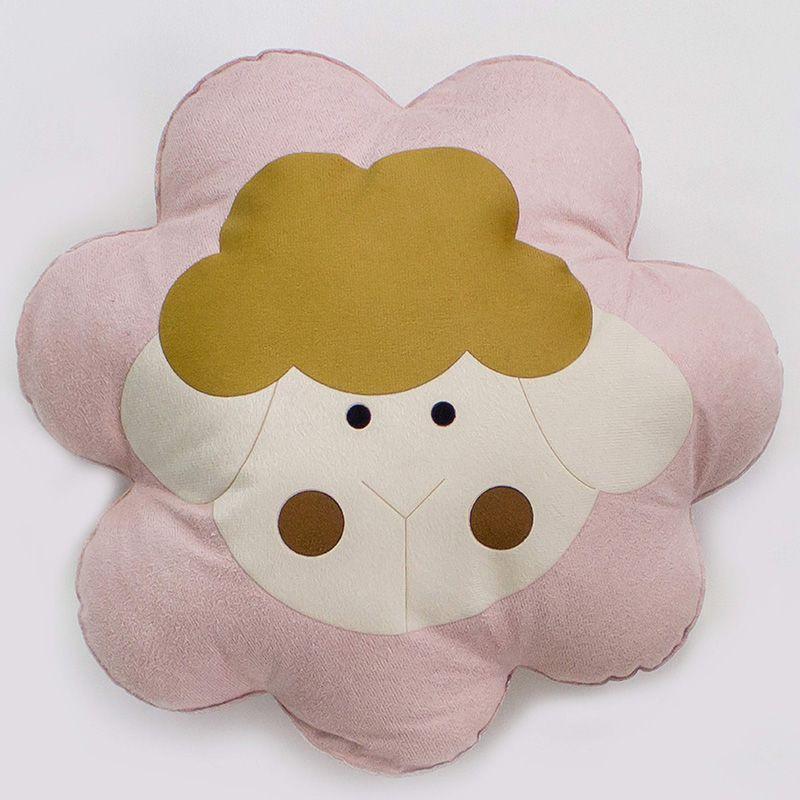 Almofada Infantil Temática 35 Cm Baby Ovelhinha