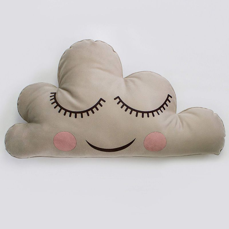 Almofada Infantil Temática 60 X 33 Cm Baby Nuvemzinha