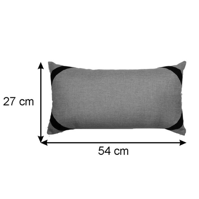 Almofada Rineira Diagonal 54x26cm