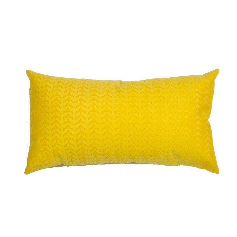 Almofada Rineira Tricot 54x26  Cm
