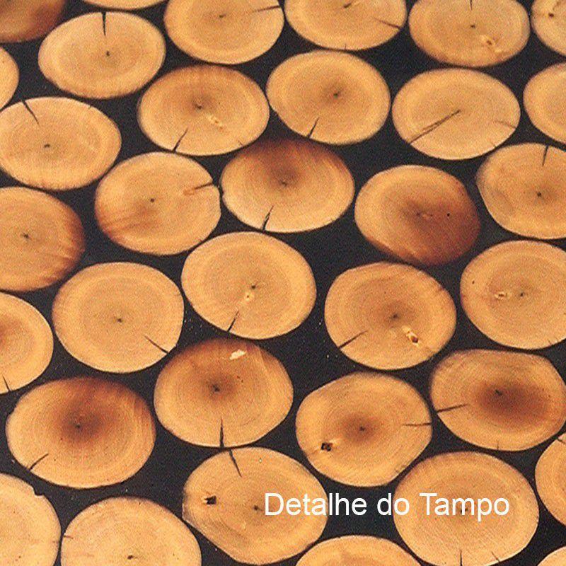 Aparador em Madeira Natural Belo Horizonte 010 Árvore de Minas