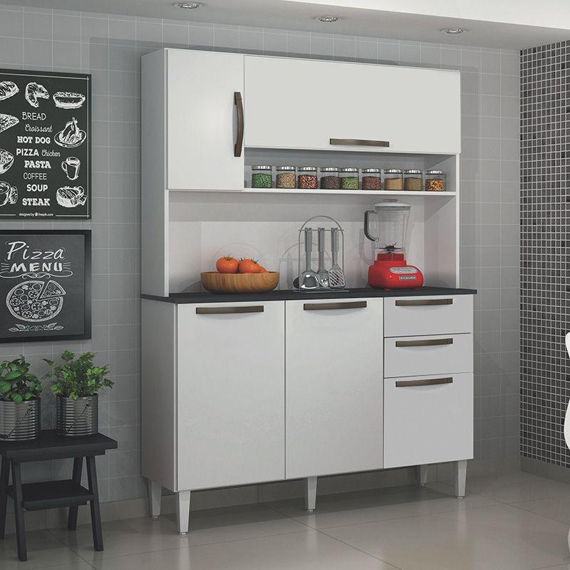 Armário De Cozinha Nápoles Sallêto