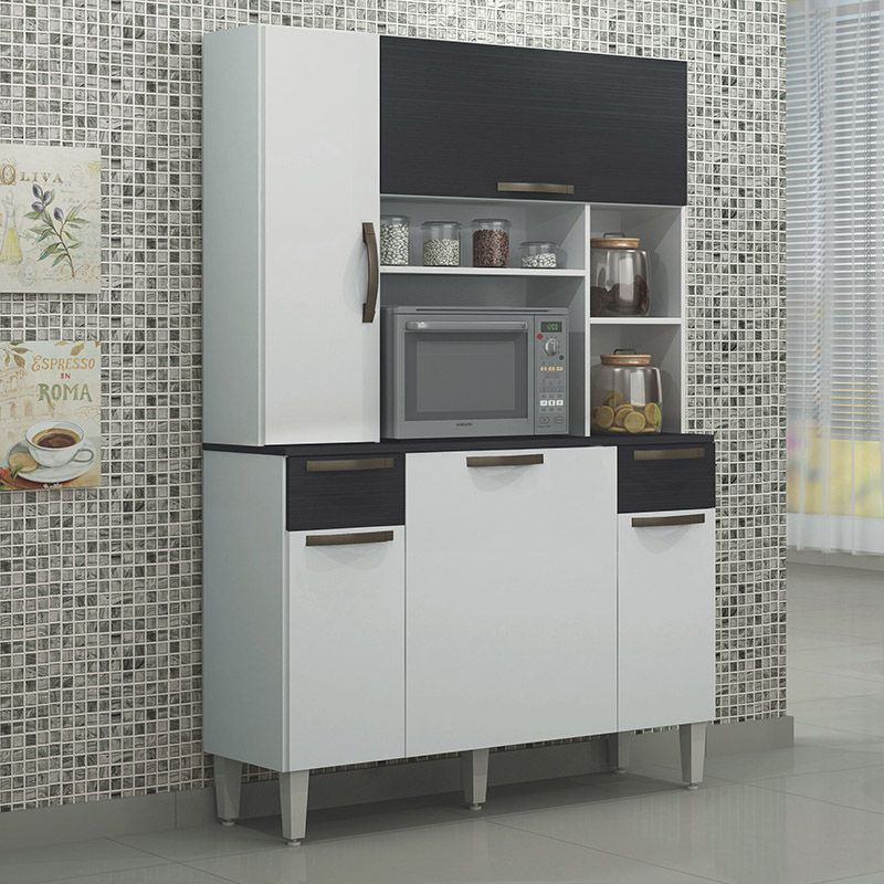 Armário De Cozinha Safira Sallêto