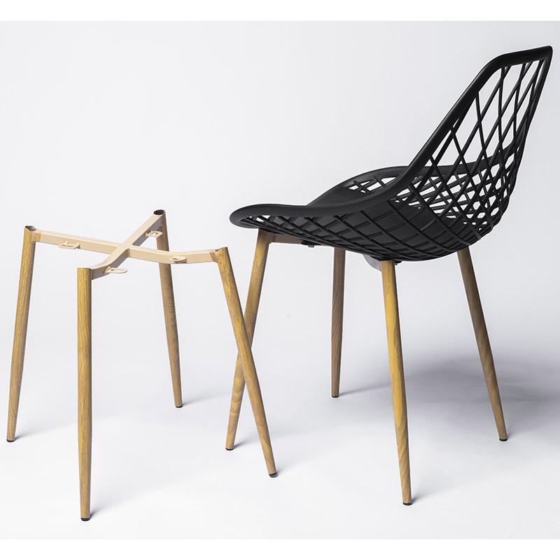 Cadeira Stela Assento em Polipropileno