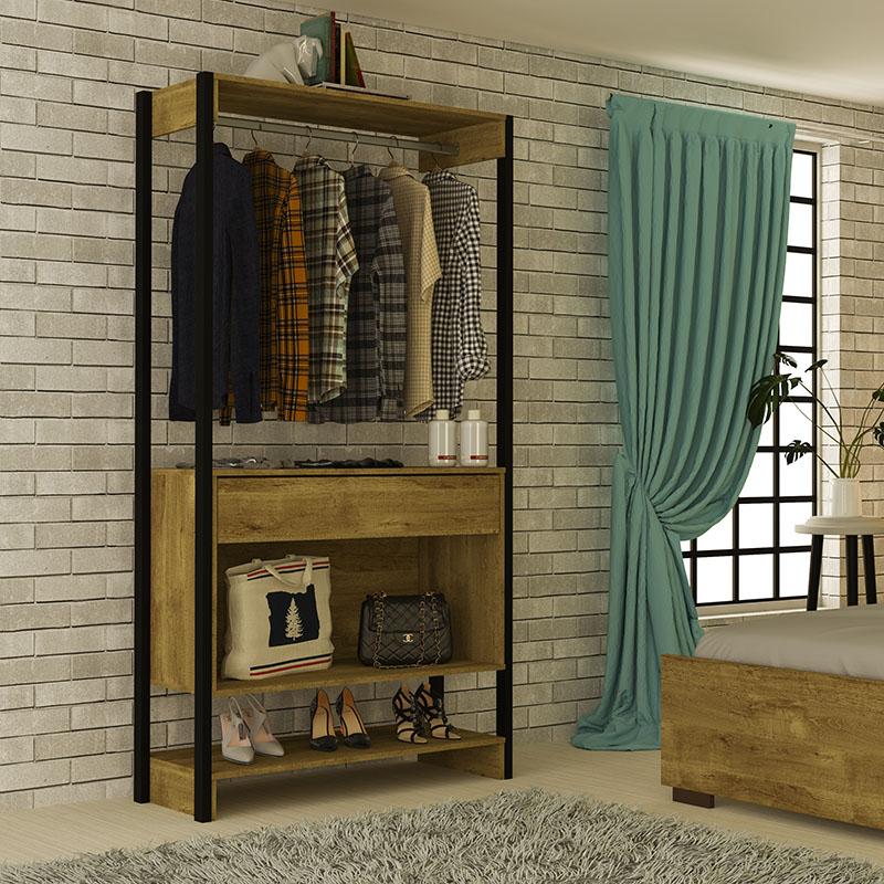 Closet 01 Gaveta Twister Tcil