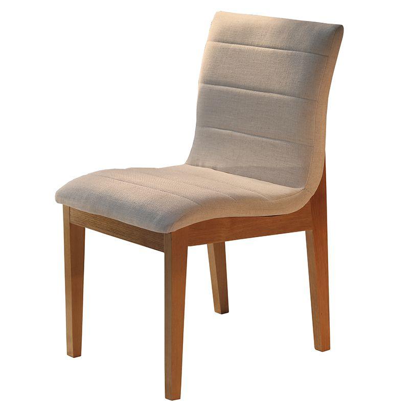 Conjunto 02 Cadeiras Arezzo Tauari Naturalíssimo