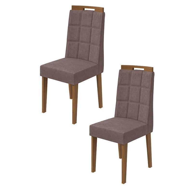 Conjunto 02 Cadeiras Nevada Lopas