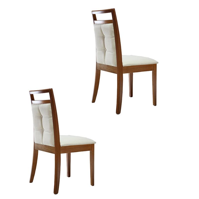 Conjunto 02 Cadeiras Ônix Matos E Lopes