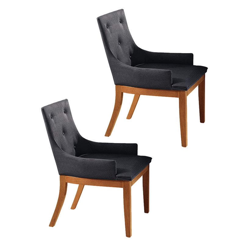 Conjunto 02 Cadeiras San Siro Tauari Naturalíssimo Prime
