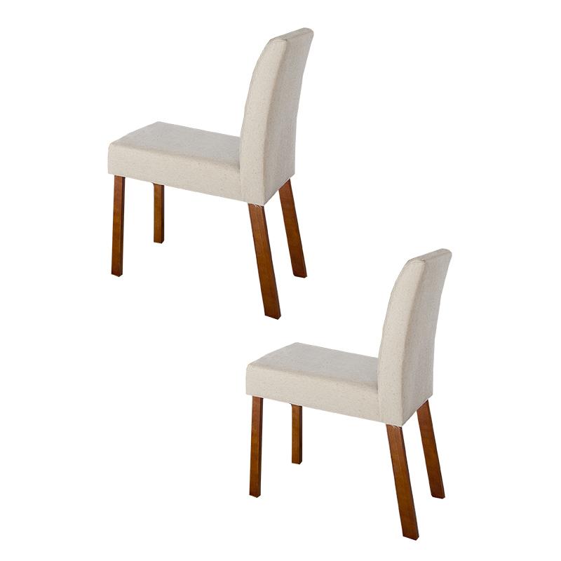 Conjunto 02 Cadeiras Veneza Arch Decor
