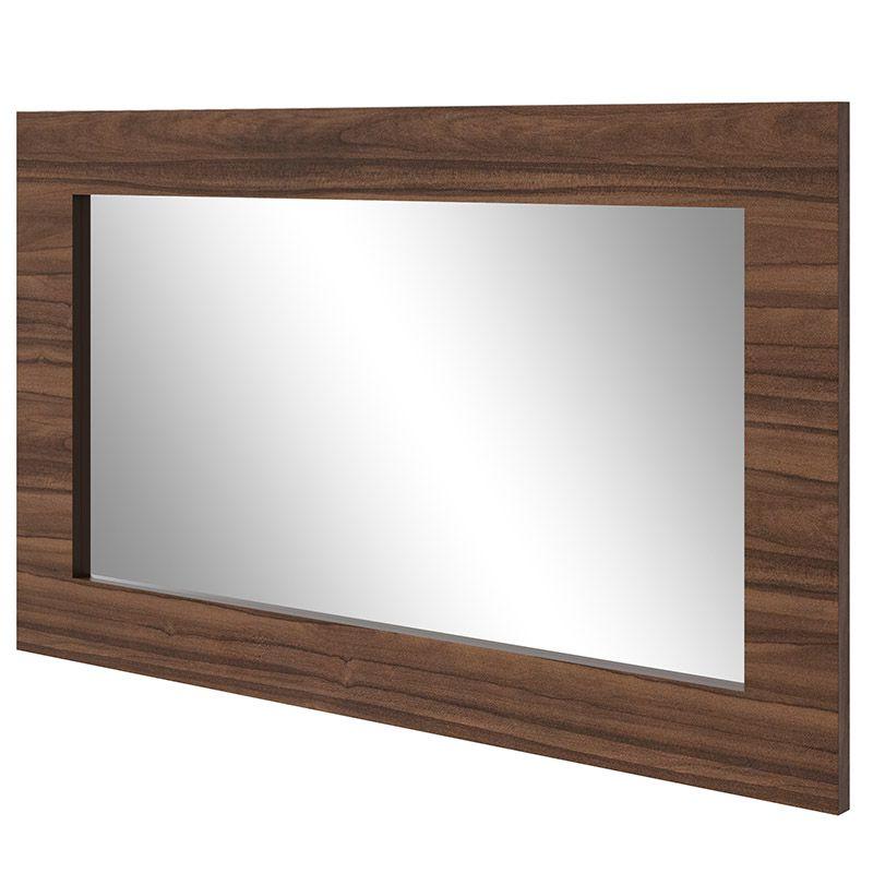 Conjunto Aparador e Quadro com espelho Búzios Lopas