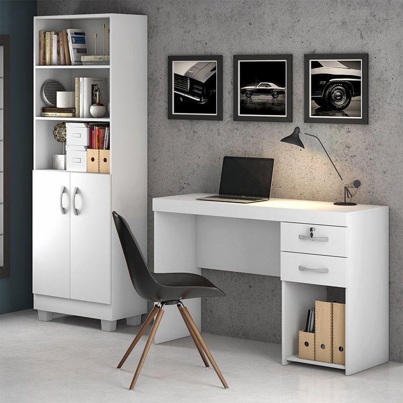 Conjunto Home Office 02 Peças Iara JCM