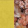 Amarelo Cód. 090 / Floral Cód. 180