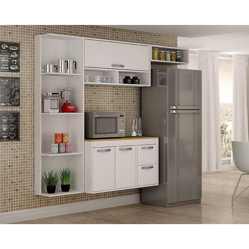 Cozinha Compacta Esmeralda Sallêto